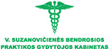 V. Suzanovičienės bendrosios praktikos gydytojos kabinetas