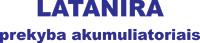 LATANIRA, prekyba akumuliatoriais, UAB