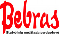 """Bebras, parduotuvė, UAB """"Kalvarijos statyba"""""""