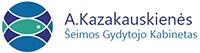 A. Kazakauskienės šeimos gydytojų kabinetas