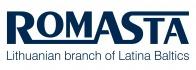 "Romasta group, SIA ""Latina Baltics"", Lietuvos filialas"