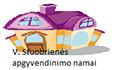 V. Stuobrienės apgyvendinimo namai