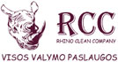 """RCC, visos valymo paslaugos, UAB  """"Rinoceras"""""""
