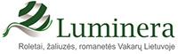 Luminera, roletai, žaliuzės