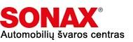 Automobilių švaros centras SONAX - vokiška švaros kokybė, UAB
