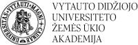 Vytauto Didžiojo universitetas, Vandens ūkio ir žemėtvarkos fakultetas