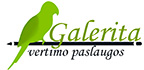 Galerita, filialas, MB
