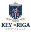 """""""Key to Rīga"""", restoranas"""