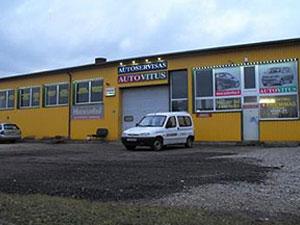 Autovitus, UAB