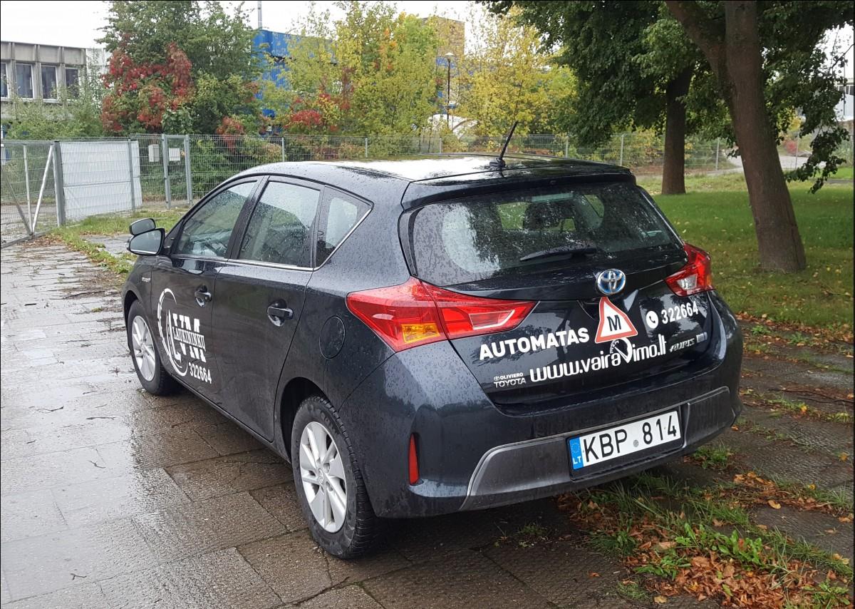Laukininkų VM, vairavimo mokykla, UAB