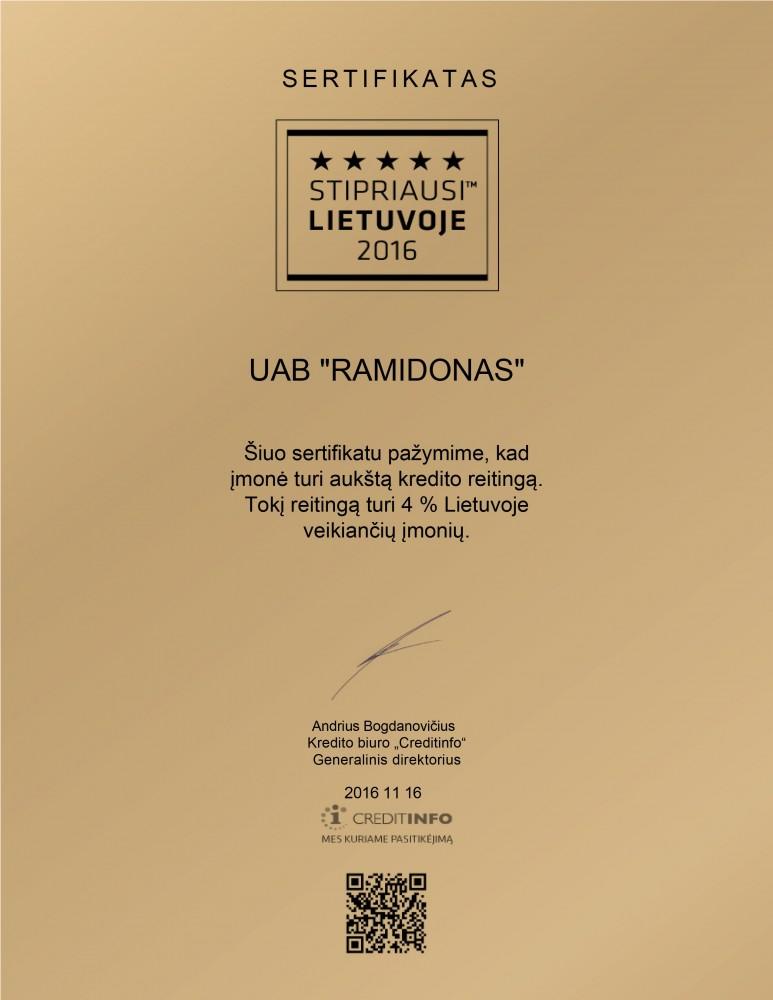 Ramidonas, UAB