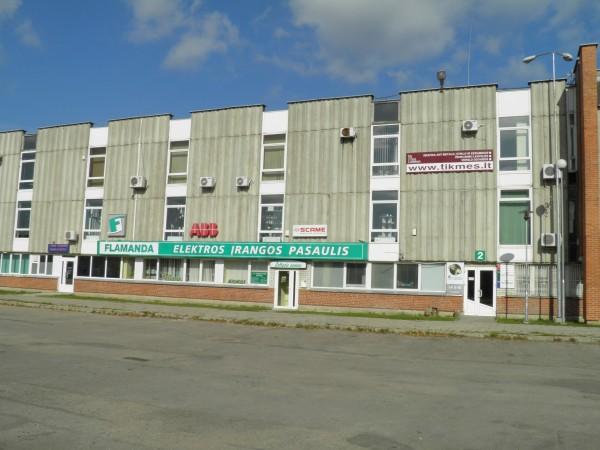 Flamanda, Vilniaus biuras, UAB