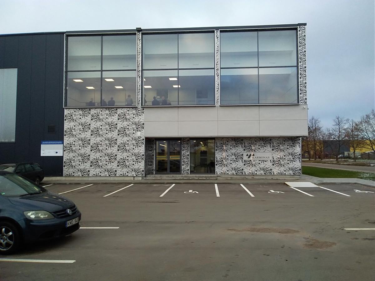 Karbonas, UAB