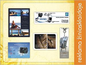 Reklamos dizainas, UAB