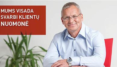 Cramo, Klaipėdos padalinys, UAB