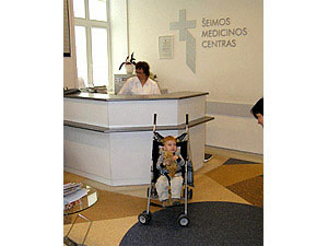 """Šeimos medicinos centras, UAB """"Šeimos gydytojas"""""""