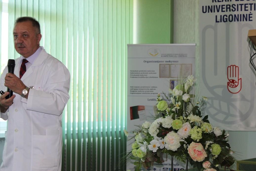 Sveikatos priežiūros ir farmacijos specialistų kompetencijų centras