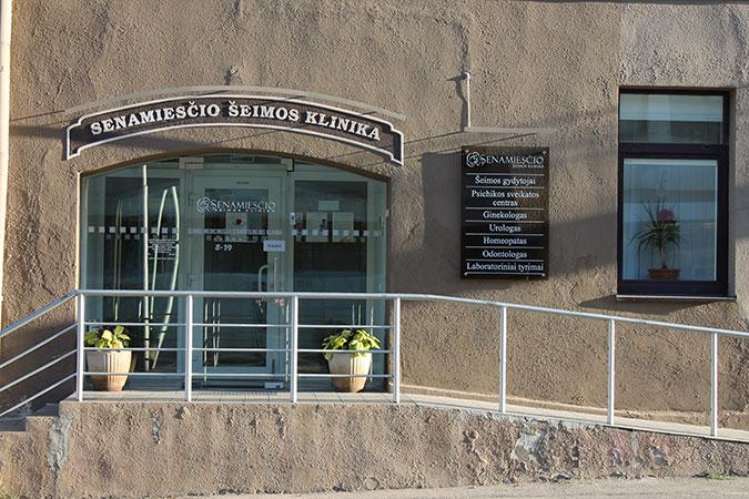 Altamedica Senamiesčio klinika
