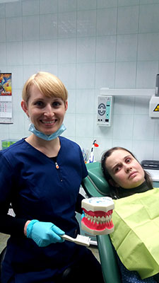 Odontologas, UAB