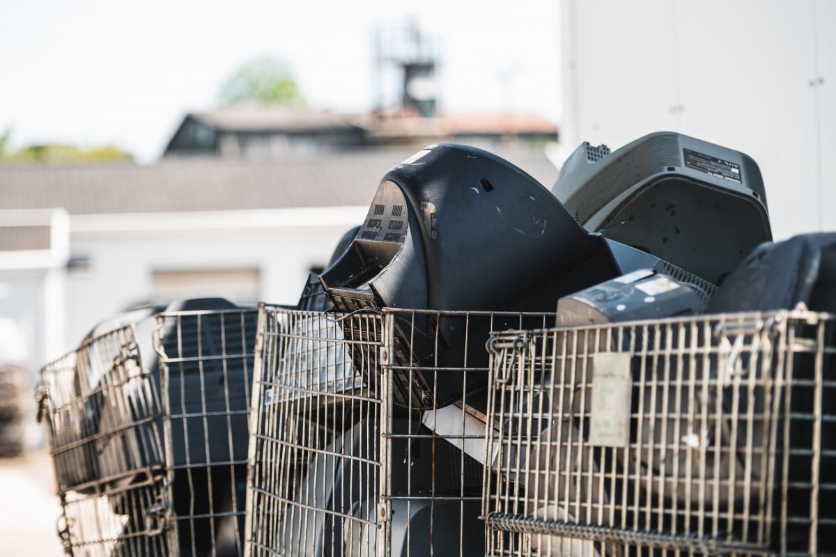 EMP recycling, UAB
