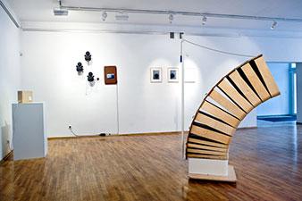 Akademija, Vilniaus dailės akademijos galerija