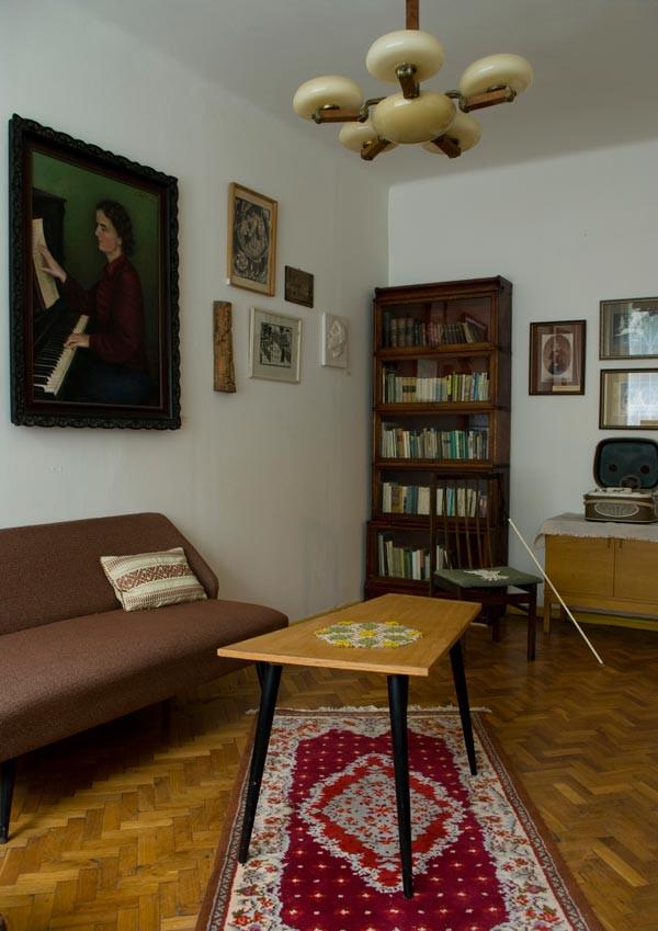 """B. Grincevičiūtės memorialinis butas-muziejus """"Beatričės namai"""", Vilniaus memorialinių muziejų direkcijos padalinys"""