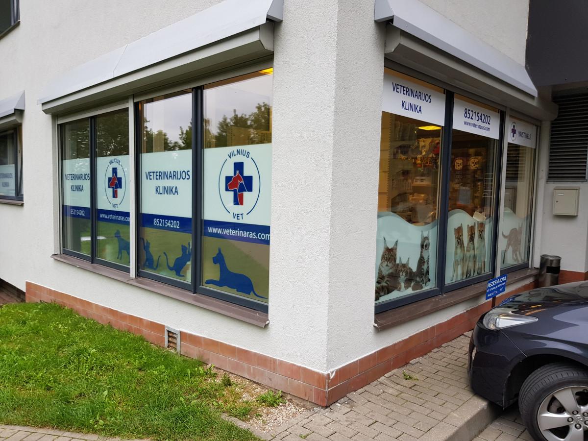 """Vilnius Vet, Filaretų veterinarijos klinika-vaistinė, UAB """"Žvėryno veterinarijos gydykla"""""""