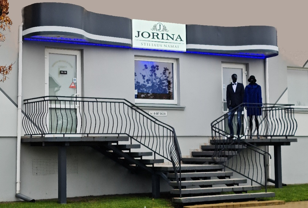 Jorina, parduotuvė, J. Daunienės įmonė