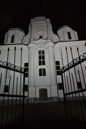Kražių Švč. Mergelės Marijos nekaltojo prasidėjimo bažnyčia