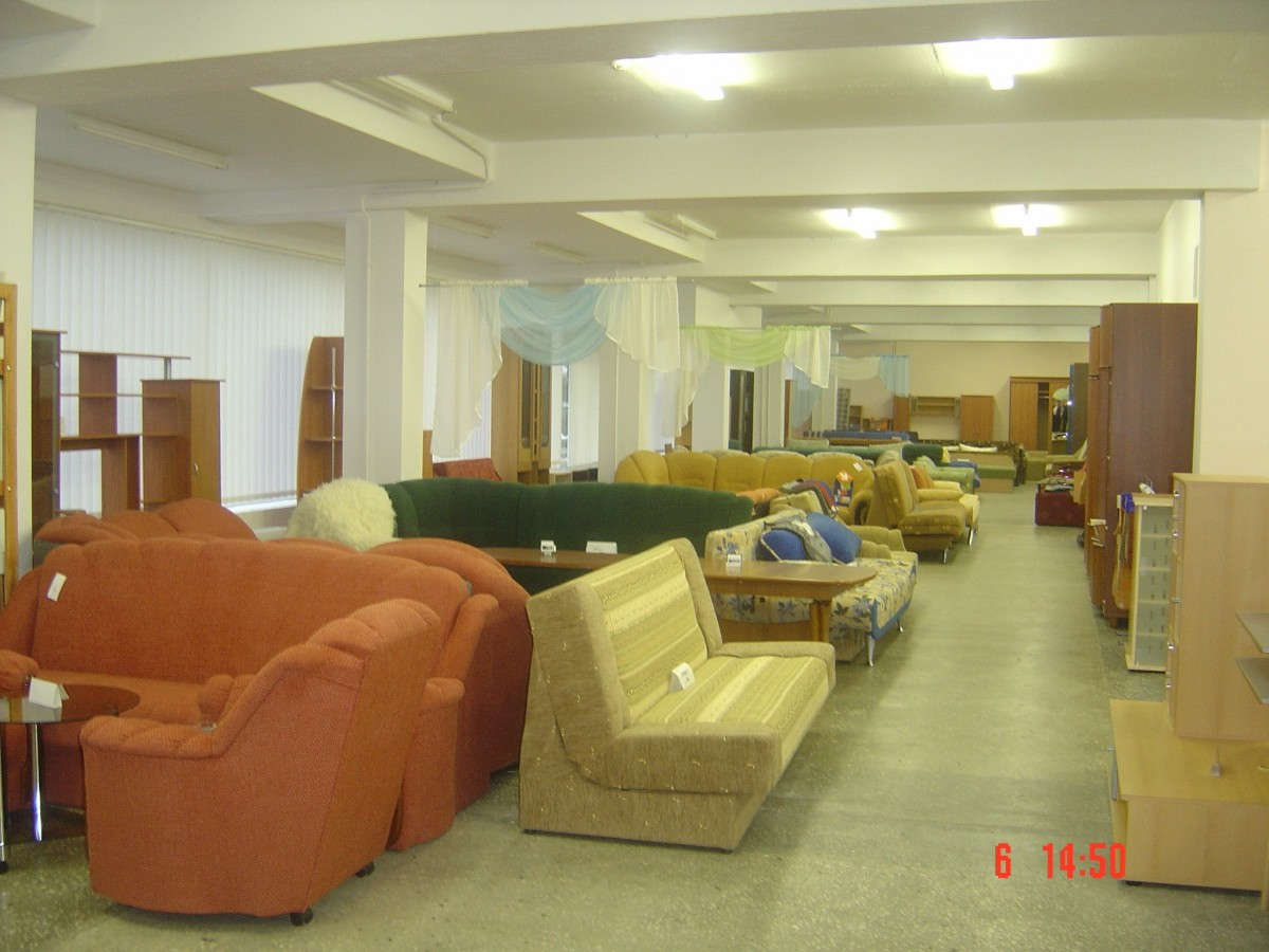 Marijampolės prekyba, UAB