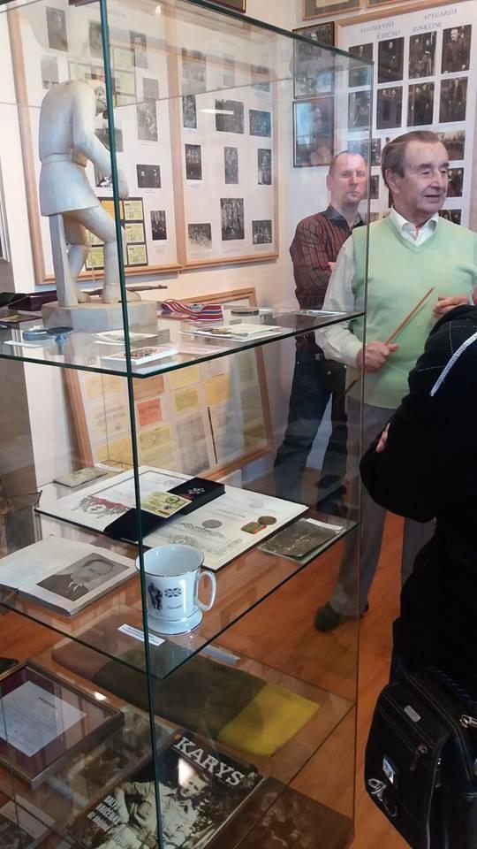 Laisvės kovų istorijos muziejus Obeliuose