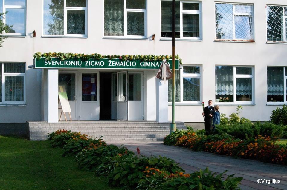 Švenčionių Zigmo Žemaičio gimnazija