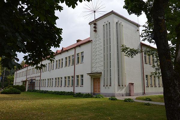 Ukmergės technologijų ir verslo mokykla