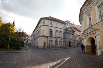Židinys, Vilniaus dailės akademijos A. ir A. Tamošaičių galerija