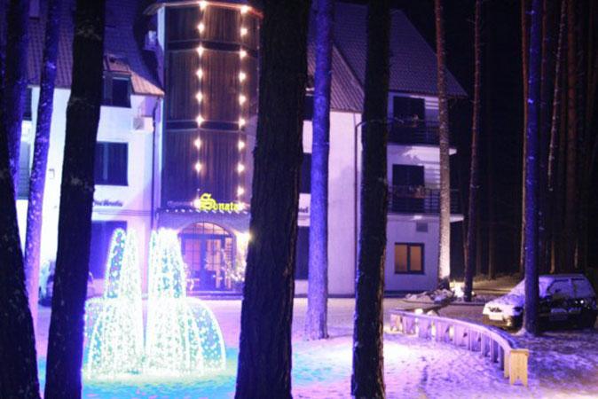 Sonata***, viešbutis-restoranas