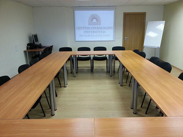 Lietuvos edukologijos Universiteto bendrabutis - svečių namai