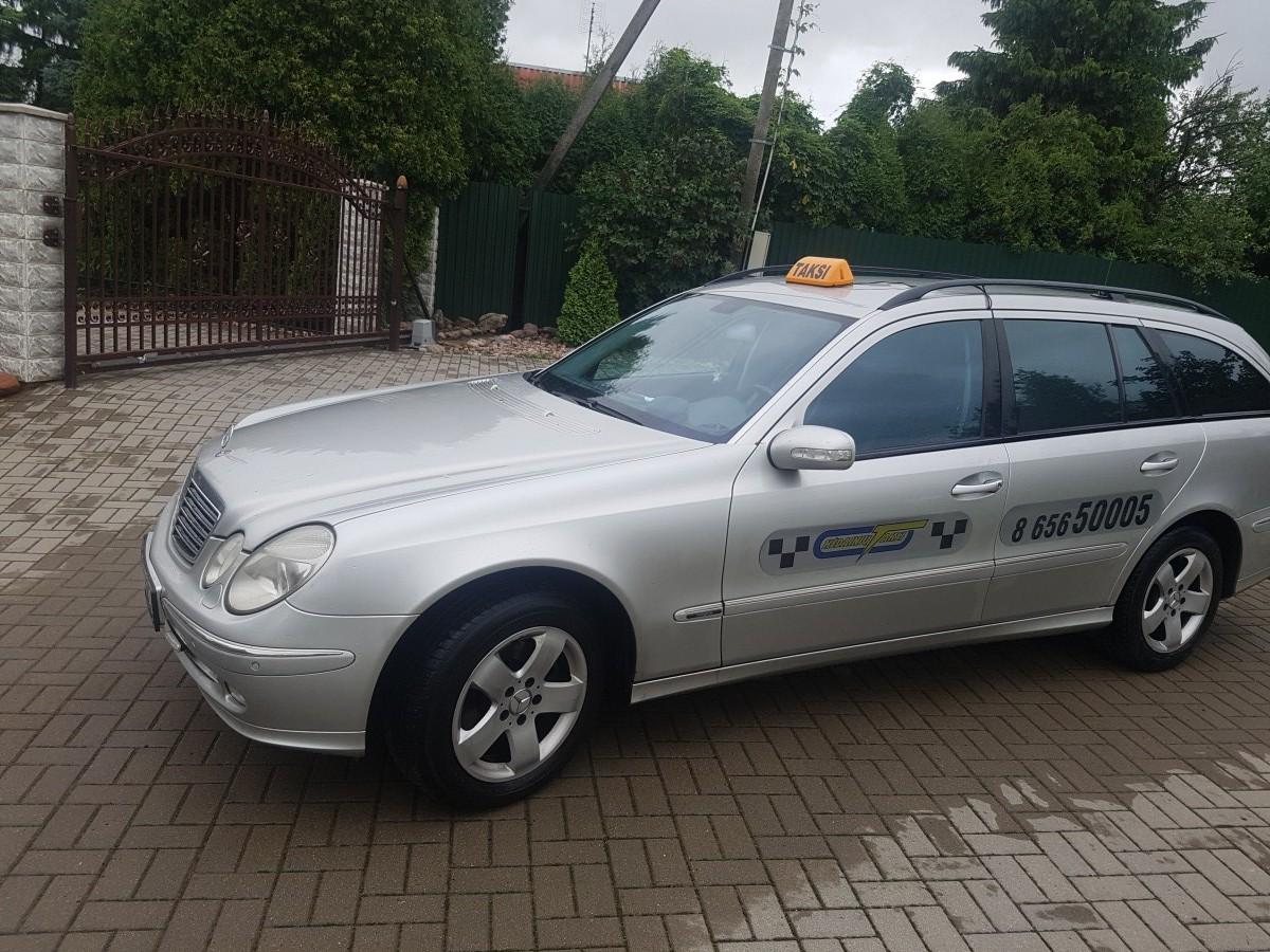 Kėdainių taksi