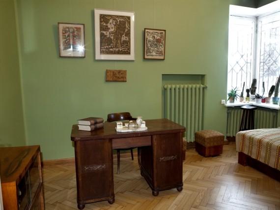 A. ir P. Galaunių namai-muziejus