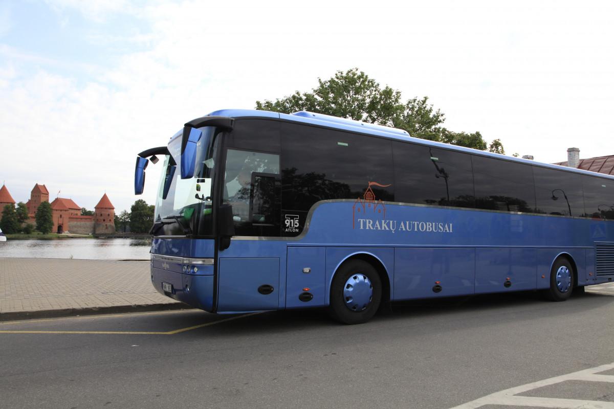 Trakų autobusai, UAB
