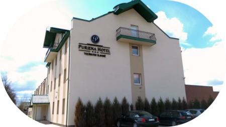 Puriena, viešbutis-kavinė