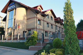 Amicus Hotel, UAB