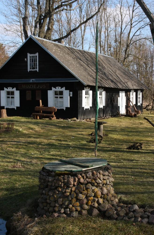 Laukminiškių kaimo muziejus