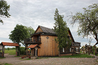 Vinkšnupis, kaimo turizmo sodyba