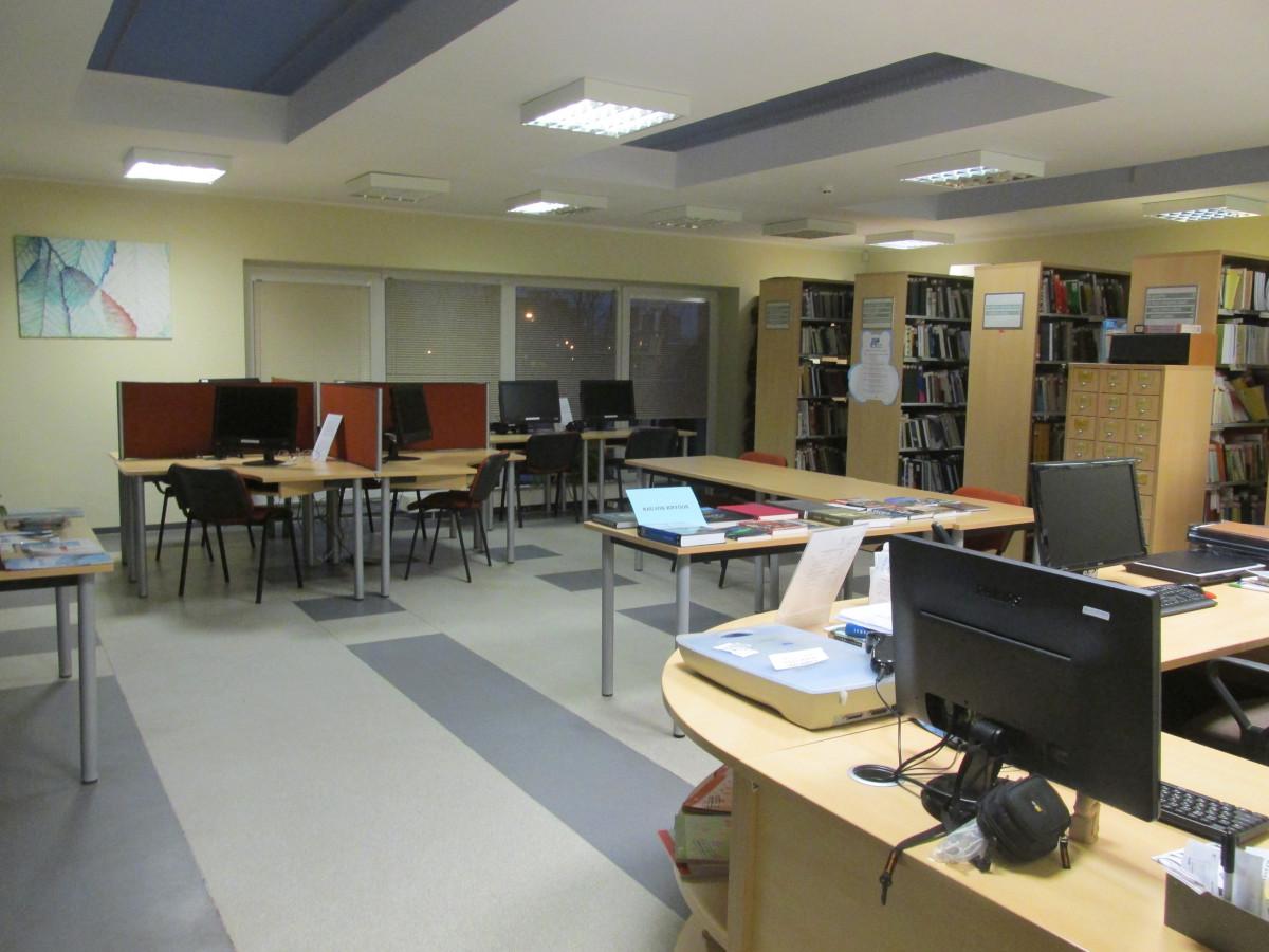 Šiaulių miesto savivaldybės viešoji biblioteka, administracija