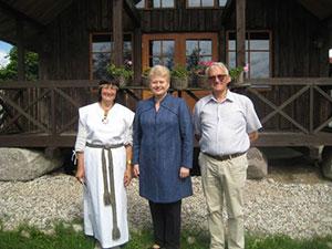 Jurodis, K. Vančienės kaimo turizmo sodyba