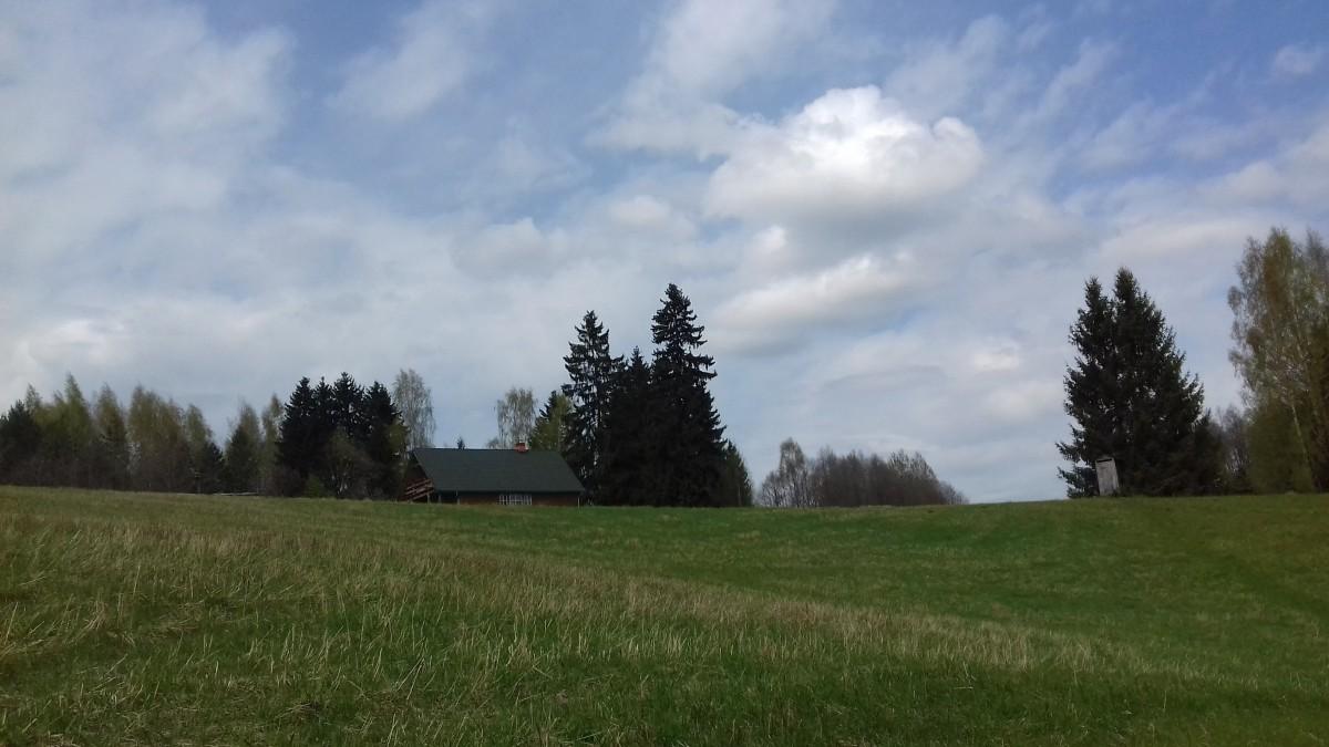 Pagriaumėlės, kaimo turizmo sodyba