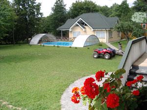 Alaušynė, kaimo turizmo sodyba