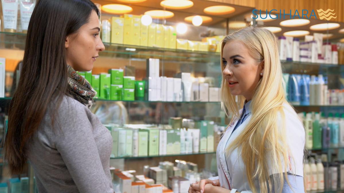 Sugihara, SPA centras ir kosmetikos parduotuvė