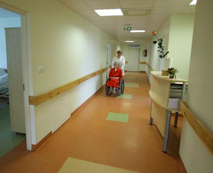 Utenos ligoninės reabilitacijos skyrius, VšĮ