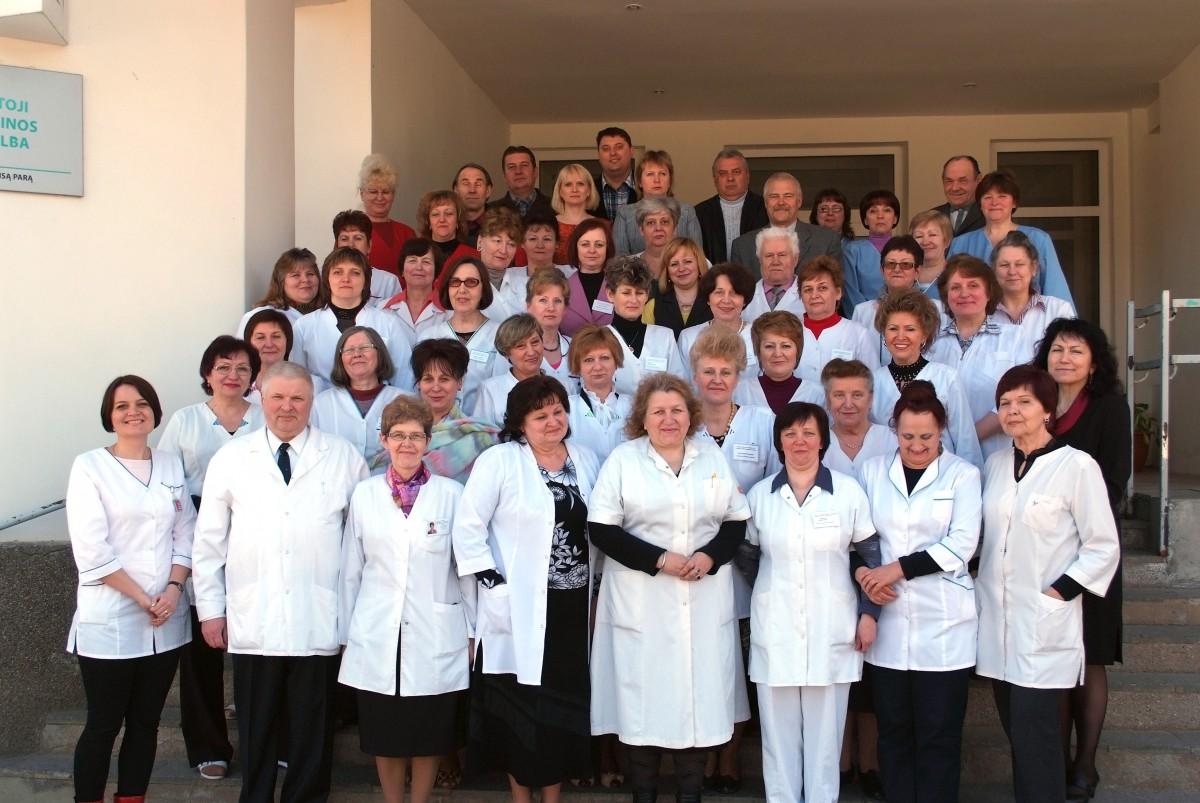 Zarasų rajono savivaldybės VšĮ Pirminės sveikatos priežiūros centras